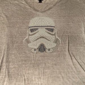 Star Wars Rock & Republic beaded 1x shirt